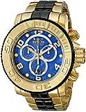 Invicta 10768 58mm Black Steel Bracelet & Case Mineral Men's Watch