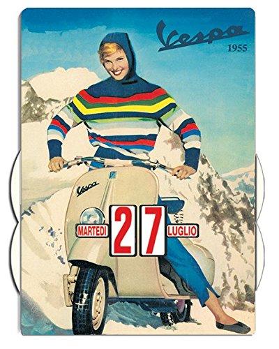 FORME s.r.l. VPCL10 Endloskalender Vespa/Winter 1955