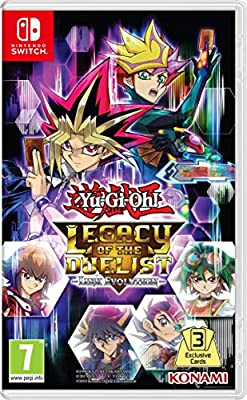 Yu-Gi-Oh! KONLODNS Legacy of The Duelist: Link Evolution (Nintendo Switch), Multi