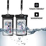 Wasserdichte Tasche Handy, BlitzWolf IPX8 Universal Durable