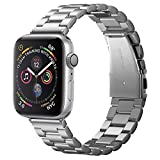 Spigen Modern Fit Compatibile con Cinturino Apple Watch per 42mm / 44mm Serie 5 / Serie 4 / Serie 3/2/1 - Argento
