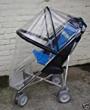 MACLAREN MAJOR ELITE SPECIAL NEEDS FRAMED RAINCOVER (CAN USE WITHOUT HOOD)PUSHCHAIR BUGGY STROLLER,SQUARE CLIPS CAN ALSO BE USED FOR THE EXCEL ELISE TRAVEL BUGGY