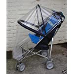 EXCEL Elise Travel Buggy Special Needs Framed RAINCOVER Does NOT Need Hood