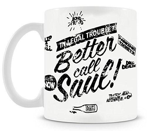 TSP Better call Saul Tasse ()