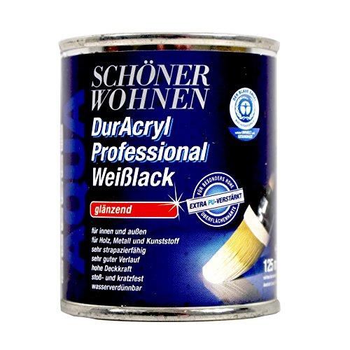 Schöner  <strong>Verbrauch</strong>   100 - 120 ml/m² je Anstrich