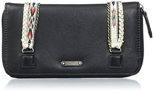 Kaporal femme Genny Porte-monnaie Noir (Black)