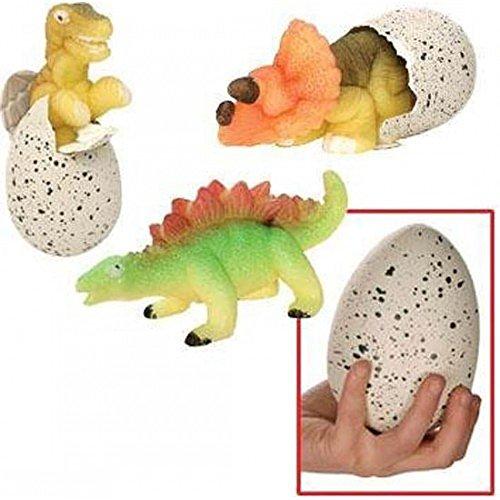 e Schraffur & wachsende Dinosaurier Ei Jurassic Era Spielzeug Geschenk für Kinder ()