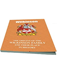 Wilkinson Family History Book