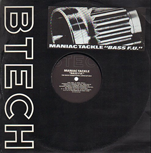 Bass F.U. [Vinyl Single 12''] (Bass-tackle)