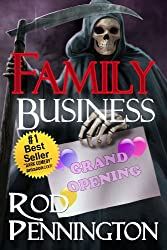 Family Business (Charon Family Adventure Book 2) (English Edition)