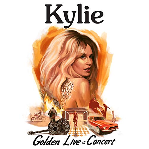 Kylie Minogue - Kylie - Golden - Live In Concert (2 CD + DVD)