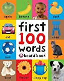 First 100 Words (Soft to Touch Board Books)