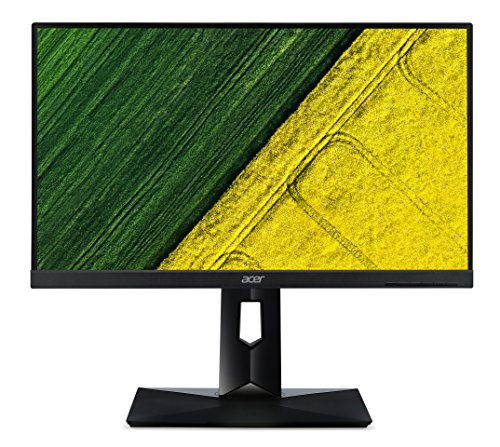 "Acer CB271HAbmidr Monitor, Display 27"" IPS FHD, Formato 16:9, Risoluzione 1920 x 1080, Luminosità 250 cd/m2, Tempo di Risposta 4 ms, Speaker Integrati, Nero"