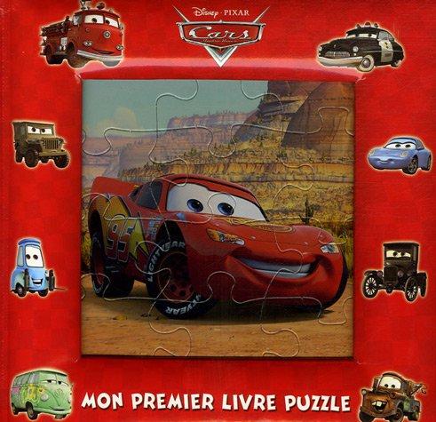 Cars Quatre Roues : Mon Premier Livre Puzzle par Disney, Pixar