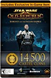 Star Wars: The Old Republic - 14,500 Cartel Coins + exklusives Item [PC Online Code]
