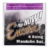 Encore EMS8 Jeu de 8 cordes pour Mandoline