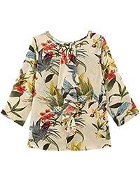 Promod Bluse im Retro-Stil