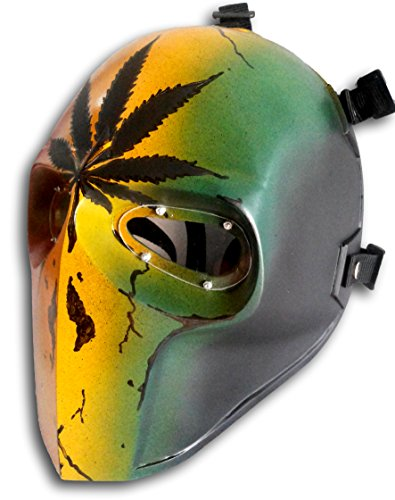 ARMY OF TWO REGGAE AIRSOFT MASCARA PROTECTORA GEAR SPORT PARTY FANCY EXTERIOR GHOST MASCARAS BB GUN