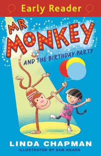 Mr Monkey and the birthday party