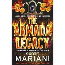 The Armada Legacy (Ben Hope, Book 8) by Scott Mariani (2013-05-09)