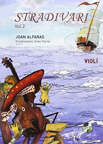 Descargar Libro Stradivari - Violí 2 de Joan Alfaras