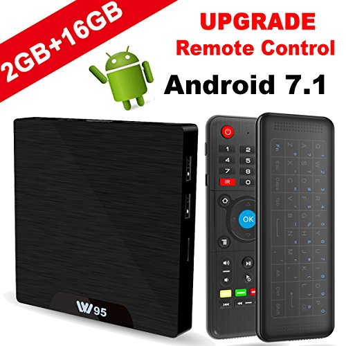 TV BOX Android 7.1 - VIDEN W2