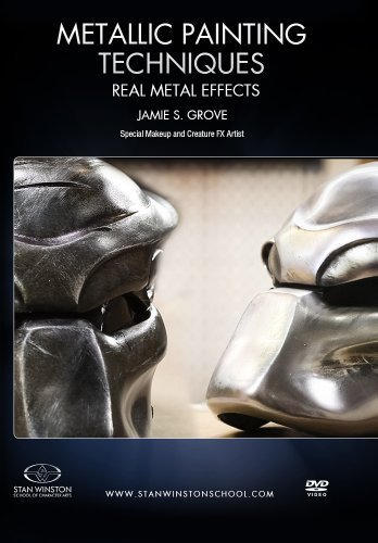 metallic-painting-techniques-real-metal-effects-predator-by-jamie-grove