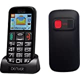 Denver GSP-110 Big Button Senior Sim Free Unlocked Mobile Phone