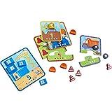 Haba 303278 Zuordnungsspiel Zählspaß Baustelle