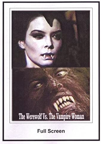 The Werewolf Vs. The Vampire Woman 1974 by Paul Naschy