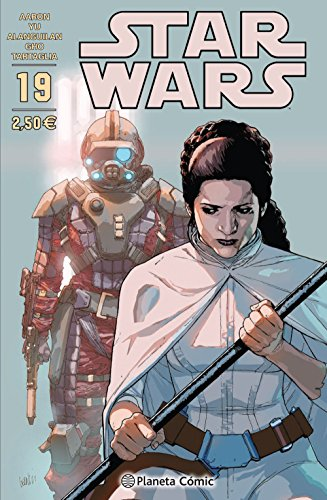 Star Wars nº 19 (Star Wars: Cómics Grapa Marvel) por Jason Aaron