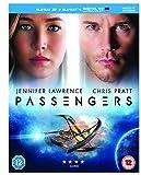 Passengers Bluray