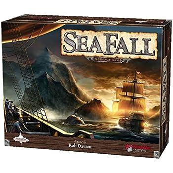 Plaid Hat Games Seafall Gioco da Tavolo