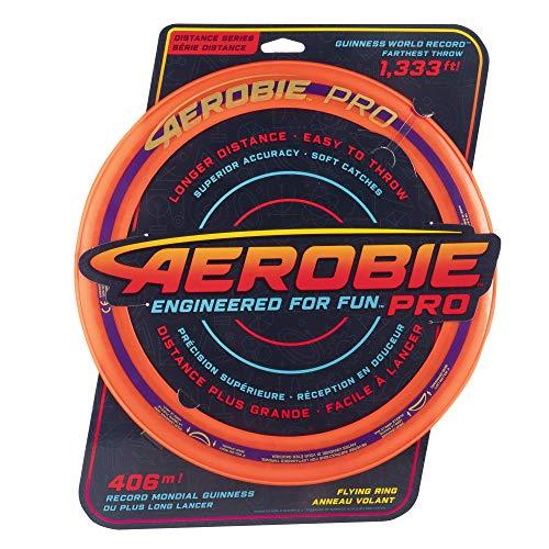 Aerobie Pro Flying Ring 13 Zoll, zufällige Farben (Bizak 61928840)