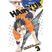 Haikyu!! Volume 3