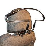 Ejut Auto Kleiderbügel Metall Autokleiderbügel für Kopfstütze Kopfstützen-Kleiderbügel...