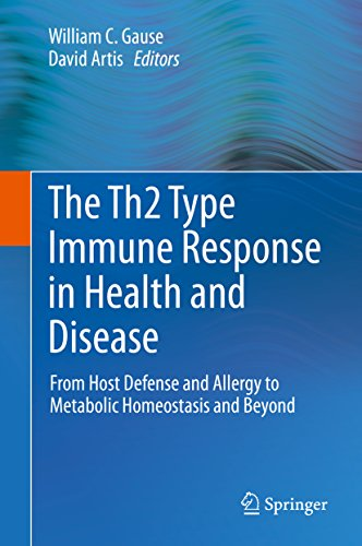 The Th2 Type Immune Response In Health And Disease: From Host Defense And Allergy To Metabolic Homeostasis And Beyond por William C. Gause epub