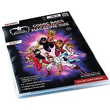 Comic Sacs refermables pour magazine Taille (lot de 100)