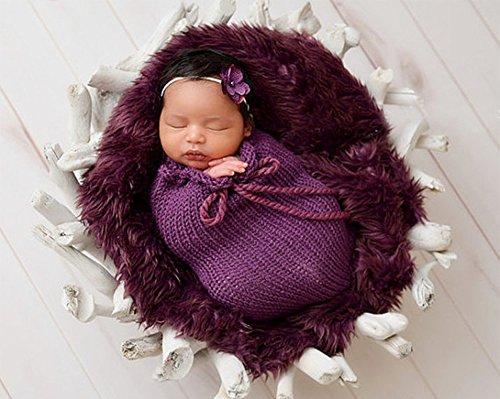 Neugeborene Baby Schlafsack Fotografie Photo Prop Wrap Baby (Kostüme Erwachsene Erdbeere)