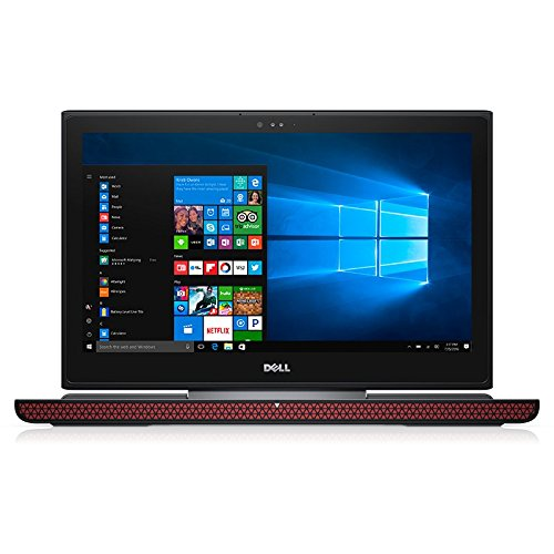 Dell Inspiron 15 Gaming 7567 15.6-inch Laptop (7th Gen Core i7-7700HQ/8GB/1TB/Windows 10 with Microsoft Office Home & Student 2016/4GB Graphics)