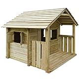 Casette in legno per bambini casette for Casette in legno abitabili arredate