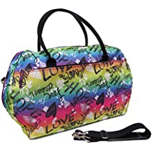 Bolsa de viaje equipaje de mano bolsa de deporte para mujer