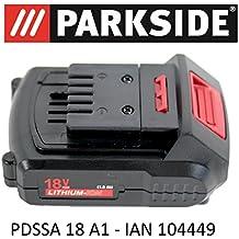 Batería de Parkside de 18 V y 1,5 Ahm, PAP 18-1