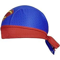 ShopINess - Gorro bandana ciclismo Superman