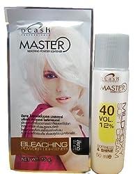 Dcash Master Hair Bleaching Powder Lightener Kit : White 15g by Dcash