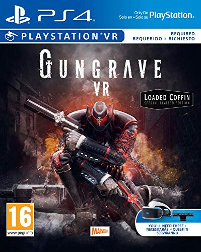 Gungrave VR The Loaded Coffin Edition