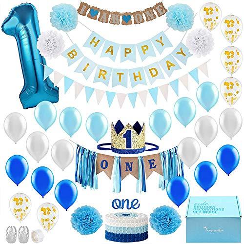 Rabatt Birthday Party Supplies - Leobtain 1st Birthday Decoration Cocodeko Inflatable