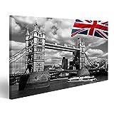 islandburner Bild Bilder auf Leinwand London Tower Bridge