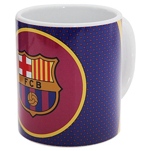 FC Barcelona Kaffeetasse Barca Porzellanbecher Tasse Fanartikel
