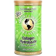 Great Lakes Gelatin (grass-fed)collagen hydrolysate,454g